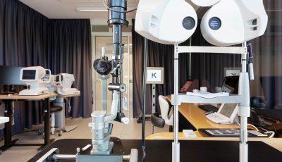 Laat Je Ogen Laseren | Clinic Select | Onderzoekskamer