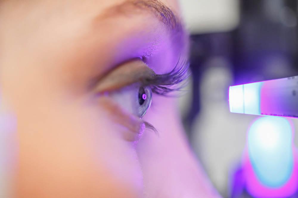 Doet een ooglaserbehandeling pijn?